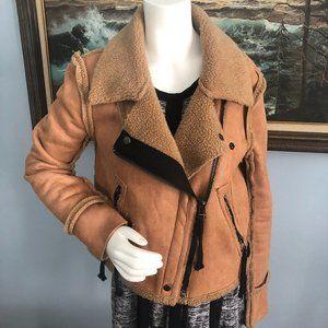 Sherpa/✈Aviator Jacket